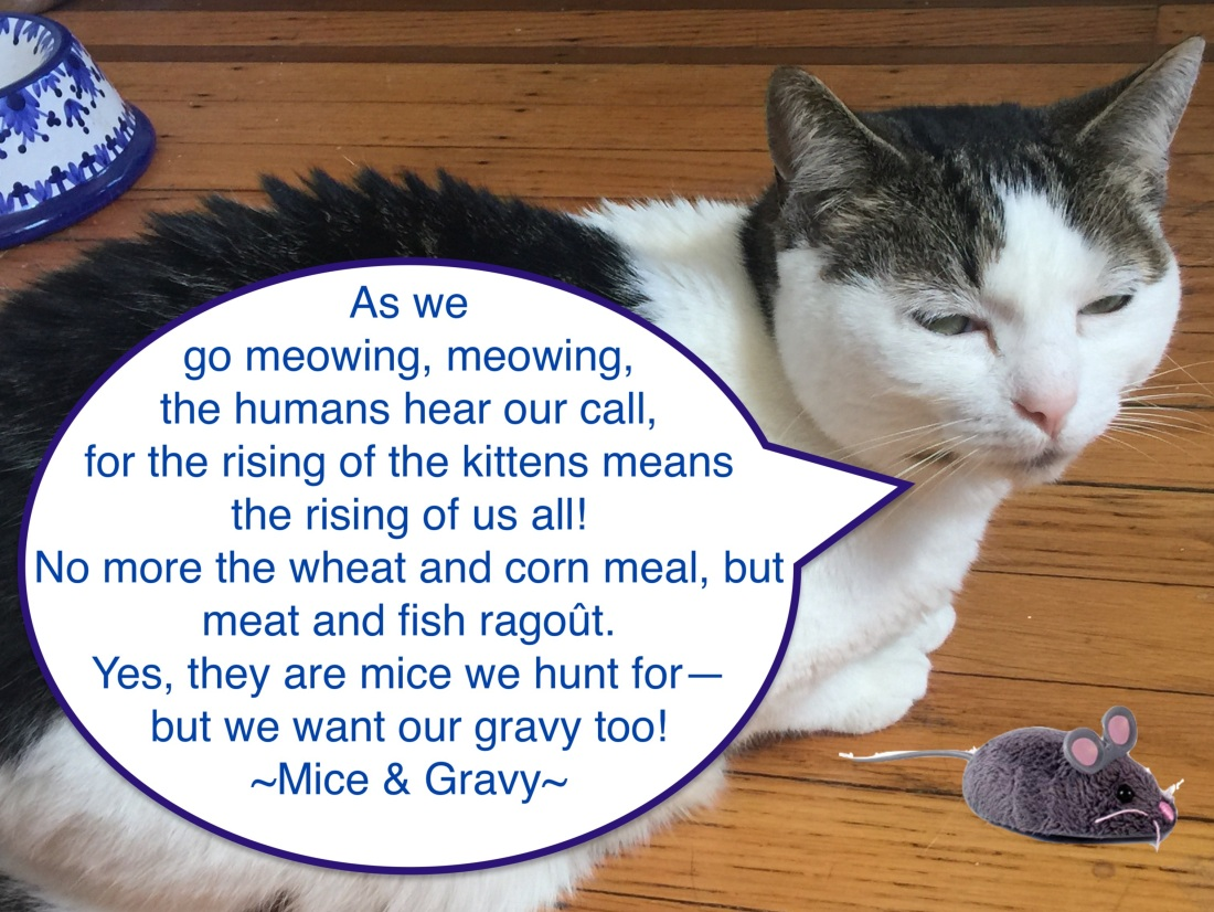 mice and gravy